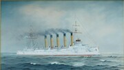 Russian cruiser Askold
