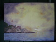 Point Atkinson 30in x 40in $2,500.