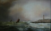 Ardnamurchan Point, Scotland (Sold)