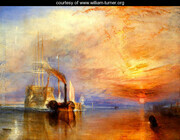 Temeraire by Turner